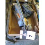 Orgapack OR-T-83 Cordless Strapping Tool w/ Batteries and Charger (SOLD AS-IS - NO WARRANTY)