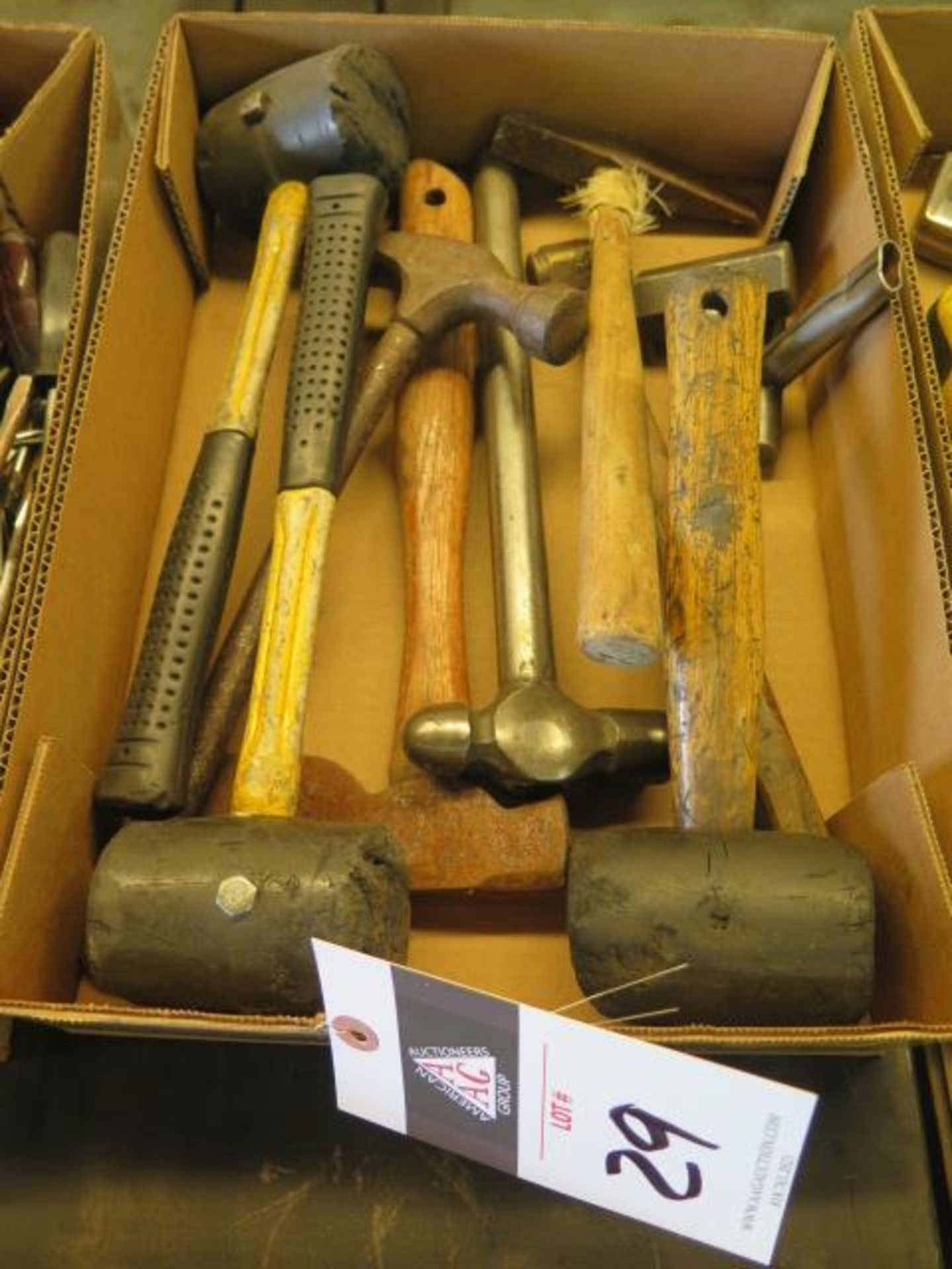 Hammers and Mallots (SOLD AS-IS - NO WARRANTY)