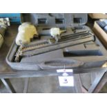 Porter Cable Pneumatic Framing Nailer (SOLD AS-IS - NO WARRANTY)