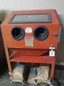 Nesco Dry Blast Cabinet (SOLD AS-IS - NO WARRANTY)
