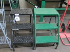 3' Stock Ladders (2) (SOLD AS-IS - NO WARRANTY)