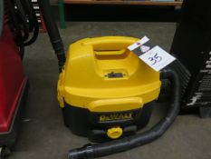 DeWalt Shop Vac (SOLD AS-IS - NO WARRANTY)