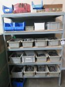 Mill Clamps w/ Steel Shelf (SOLD AS-IS - NO WARRANTY)