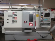 2003 Haas SL-20TB Big Bore CNC Turning Center s/n 66151, Tool Presetter, 10-Station SOLD AS IS