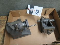 Hardinge 5C Indexing Head and Tailstock (SOLD AS-IS - NO WARRANTY)