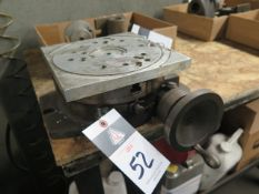 "Troyke 9"" Rotary Table (SOLD AS-IS - NO WARRANTY)"