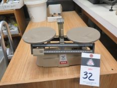 Ohaus Balance Scale (SOLD AS-IS - NO WARRANTY)