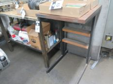 Work Benches (2) (SOLD AS-IS - NO WARRANTY)