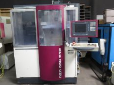 1999 OptoTech SPK200 CNC-D CNC Lens Polishing Machine w/ Siemens Sinumerik Control, SOLD AS IS