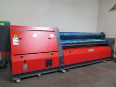 "2019 Akyapak (NEW) CNC AHS 30-13 5/8"" x 10' Hyd 4-Roller Plate Roll s/n SY330-262 w/ Touch Screen"