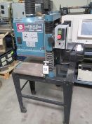 "Geetech CT-1332S 13"" Open Type Wide Belt Sander s/n 016864 w/ 13"" Belt Feed, 2Hp Motor, SOLD AS IS"