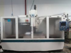 2004 Republic-Lagun VMC-4824-XX CNC VMC s/n 2920 w/ Fagor CNC Controls, SOLD AS IS