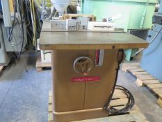 "Powermatic mdl. 26 Spindle Shaper s/n 926126 w/ 28"" x 38"" Table (SOLD AS-IS - NO WARRANTY)"