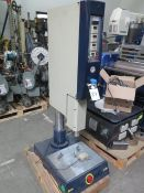 "Forward Sonic Technologies Ultrasonic Welder w/ 14 ½"" x 17 ¾"" Base (SOLD AS-IS - NO WARRANTY)"