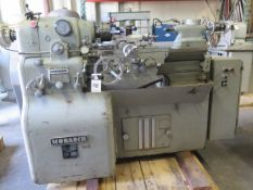 "Monarch mdl. EE 10"" x 20"" Tool Room Lathe s/n 43775 w/ 5000 Adj RPM, Inch Threading, SOLD AS IS"