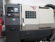Hardinge Cobra 42 CNC Lathe s/n C-515 w/ Fanuc Series 21-T Controls, 12-Station Turret, SOLD AS IS