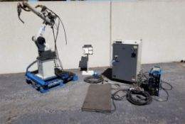 Miller 5-Axis CNC Robotic Welding System w/ Miller Control Package, SOLD AS IS AND NO WARRANTY