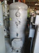 Stainless Steel 120 Gallon Receiver Air Tank (SOLD AS-IS - NO WARRANTY)