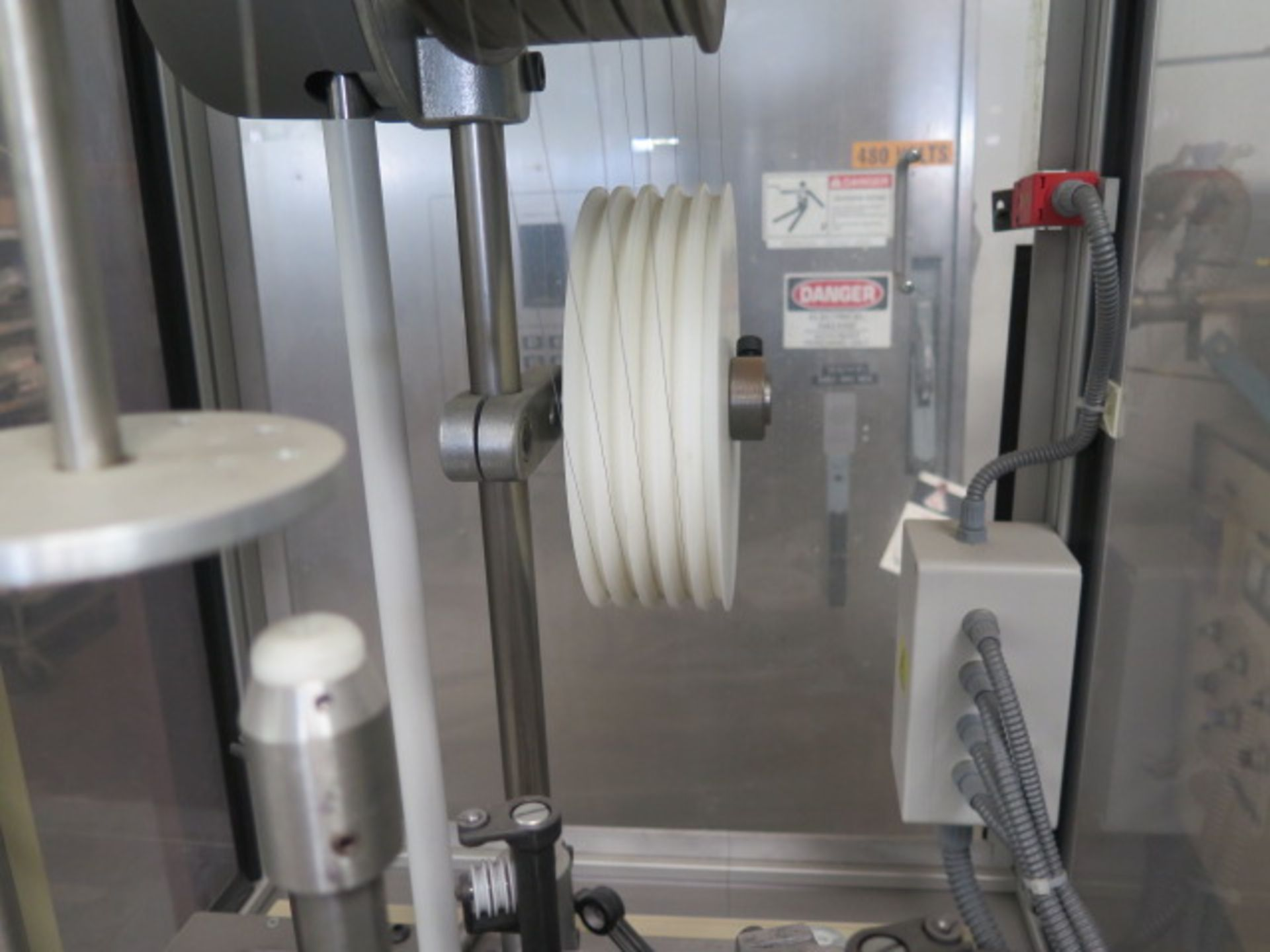 Lot 133 - 2004 Steeger type K80/16-72/98Wire Braiding Machine s/n 5647 (SOLD AS-IS - NO WARRANTY)