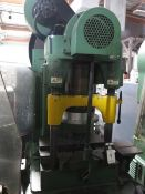 Bruderer BSTA30 33-Ton High Speed Stamping Press w/ Bruderer Controls, SOLD AS IS WITH NO WARRANTY