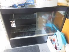 Display Case (SOLD AS-IS - NO WARRANTY)