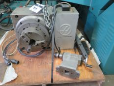 """Haas SHRT-310B 4th Axis 12"""" Rotary Head s/n 315416 (SOLD AS-IS - NO WARRANTY)"""