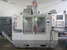 2004 Haas VF-2SS 4-Axis CNC Vertical Machining Center s/n 38727 w/ Haas Controls, SOLD AS IS