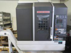 "2007 Mori Seiki ""DuraVertical 5060"" CNC Vertical Machining Center s/n DV005GK1175 SOLD AS IS"