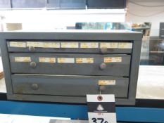 Huot Drill Cabinet (SOLD AS-IS - NO WARRANTY)