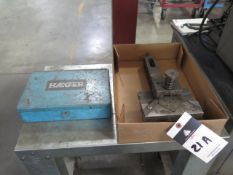 Haeger Corner Rounding Press Tool w/ Acces (SOLD AS-IS - NO WARRANTY)