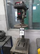 Jet Bench Model Drill Press w/ Cart (SOLD AS-IS - NO WARRANTY)