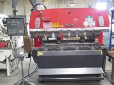 "Amada RG-50 50 Ton x 80"" CNC Press Brake s/n 508152 w/ NC9-EX II Controls, 78.5"" Table, SOLD AS IS"