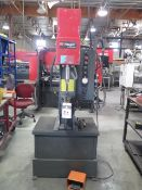"Haeger 6 Ton x 18"" Hardware Insertion Press (SOLD AS-IS - NO WARRANTY)"