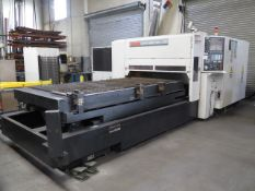 "2008 Mazak ""Super Turbo – X48 Champion"" 1300 Watt 4' x 8' CNC Laser Machine s/n 207692, SOLD AS IS"