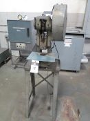 "Perkins ""Junior S4K"" Stamping Press (FOR PARTS) (SOLD AS-IS - NO WARRANTY)"