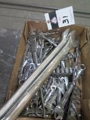 Wrenches (SOLD AS-IS - NO WATRRANTY)