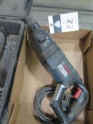 Bosch Bulldog Extreme Hammer Drill (SOLD AS-IS - NO WATRRANTY)