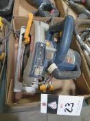 Ryobi Circular Saw (SOLD AS-IS - NO WATRRANTY)