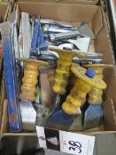 Chisels (SOLD AS-IS - NO WATRRANTY)