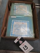 Deltronic Gage Pin Sets (SOLD AS-IS - NO WARRANTY)
