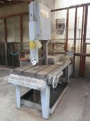 """Marvel / Armstrong-Blum MK-1 18"""" Vertical Miter Band Saw s/n 82217-W (SOLD AS-IS - NO WARRANTY)"""