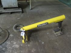 Excaliber Saw Guard/Vacuum Head (SOLD AS-IS - NO WARRANTY)