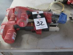 Rigid RP-200 Pressing Tools (3) (SOLD AS-IS - NO WARRANTY)