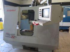 Bridgeport Discovery Torq-Cut 22 4-Axis CNC VMC s/b TC/22-556 w/ Bridgeport, SOLD AS IS