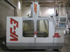 1996 Haas VF-3 4-Axis CNC VMC s/n 6797 w/ Haas Controls, 20-Station ATC, SOLD AS IS