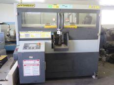 Hydmech H-11A Automatic Hyd Horizontal Band Saw s/n Z1216091 w/ Evolution TS50 Digital, SOLD AS IS