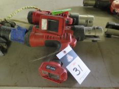 Rigid RP-340 Pressing Tools (2) (SOLD AS-IS - NO WARRANTY)