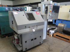 "2012 Haas OL1 CNC Office Lathe s/n 3091440 w/ Haas Controls, 10"" x 20"" Cross Slide Table, SOLD AS IS"