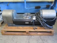 """Haas TR-310 12"""" 2-Axis Trunion Rotary Table s/n 904766 VER P2 (SOLD AS-IS - NO WARRANTY)"""