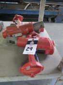 Rigid RP-320E Pressing Tools (2) (SOLD AS-IS - NO WARRANTY)